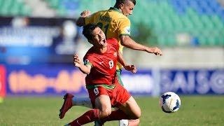 Video Australia v Indonesia: AFC U19 Championship 2014 (Group Stage) MP3, 3GP, MP4, WEBM, AVI, FLV Agustus 2018