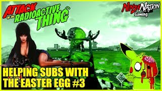 "HELPING SUBS BEAT THE ""ATTACK OF THE RADIOACTIVE THING"" EASTER EGG TRYING OUT A NEW STRATEGY IN THE ..."