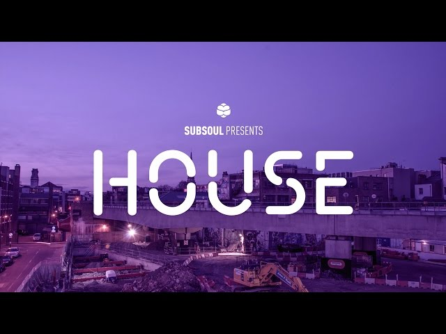 Subsoul presents house album mega mix for Album house music