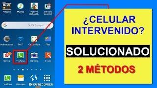 Video Cómo SABER si Mi Celular Está INTERVENIDO y Eliminar la Intervención│SOLUCIONADO 2019 MP3, 3GP, MP4, WEBM, AVI, FLV September 2019
