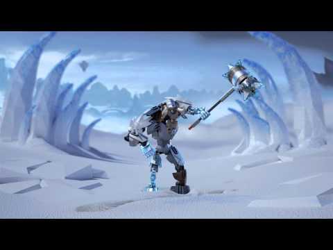 Vidéo LEGO Chima 70209 : CHI Mungus