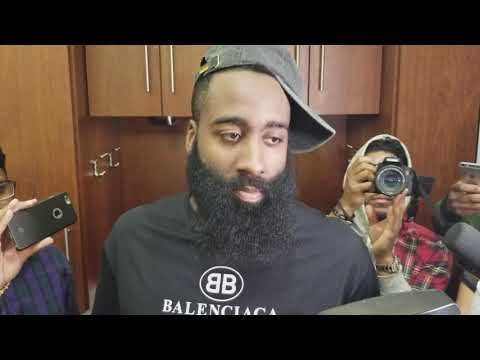 James Harden criticizes officiating in loss to Clippers