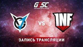 VGJ.Thunder vs Infamous, GESC Jakarta, game 2 [Lex, 4ce]