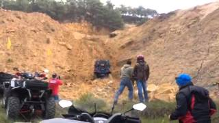 7. Polaris rzr xp jagged x xtrem hill climb