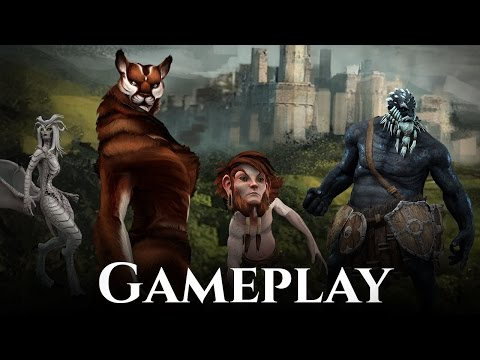 Camelot Unchained Gameplay – 1 / 4