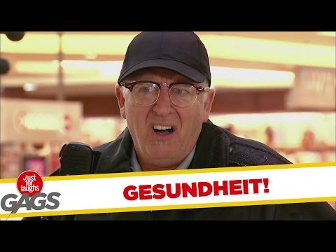 Huge Sneeze in the Face! Gesundheit - Youtube