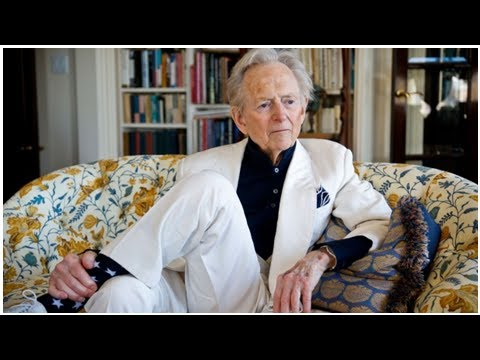 Tom Wolfe, chronicler and satirist of American culture, dead at age 88