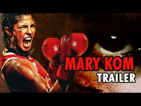 Movies - Mary Kom Official Trailer featuring Priyanka Chopra is finally out. Watch Mary Kom movie trailer -- NOW! Subscribe now to watch more of Bollywood Hangover Videos http://www.youtube.com/subscriptio...