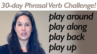 PHRASAL VERB PLAY full download video download mp3 download music download
