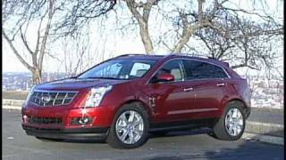 Real World Test Drive Cadillac 2010 SRX