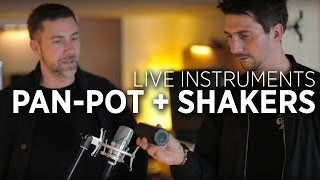 Pan-Pot Interview: Recording Shakers In The Studio