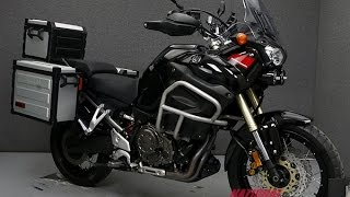 8. 2012  YAMAHA  XTZ1200 SUPER TENERE W/ABS  - National Powersports Distributors