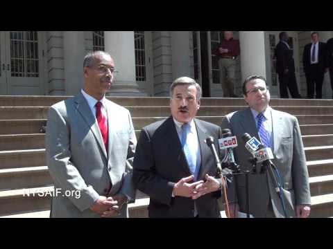 New York AAA, Assemblyman David Weprin, NYSAIF Call for Passage of Alice's Law