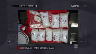 Video Rapi Banget! Pelaku Menyelundupkan Sabu Dibawah Tumpukan Baju - Customs Protection MP3, 3GP, MP4, WEBM, AVI, FLV Januari 2019