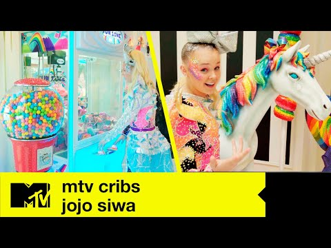 EP #3: Jojo Siwa's LA Pink Palace | MTV Cribs