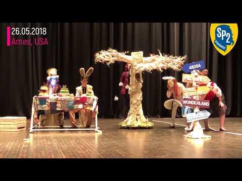 Fantastyczny sukces młodzieży z Sierakowic - zdobyła Mistrzostwo Świata w Odysei Umysłu