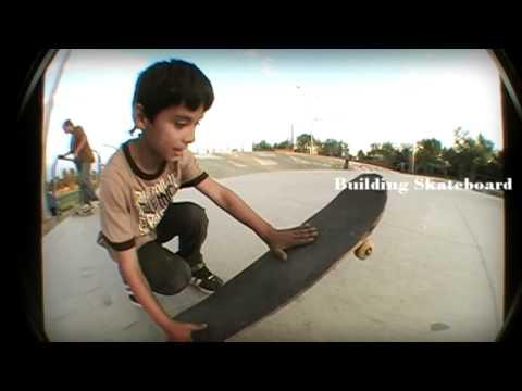 Pudahuel Skateboard - 40 Trick Bastian Mena