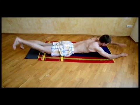 Эффективные упражнения по исправлению сколиоза