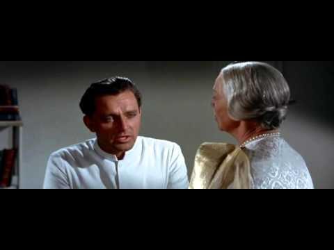 Clip from The Rains of Ranchipur - Film - 1955 - Richard Burton clip