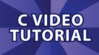 C Video Tutorial