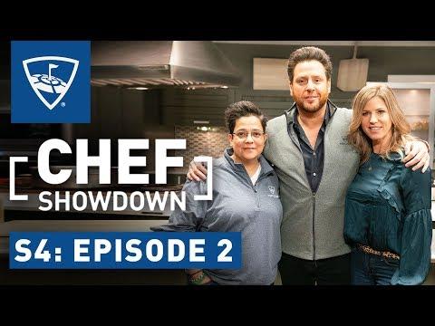 Chef Showdown | Season 4: Episode 2 | Topgolf