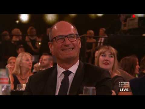 DAVE HUGHES' OPENING MONOLOGUE | 2017 TV Week Logie Awards