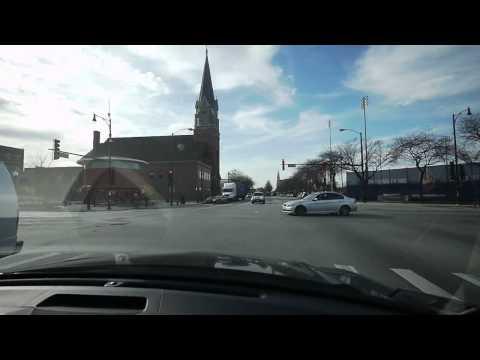 A drive around Union Row's neighborhood