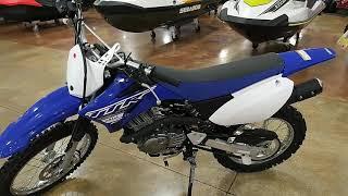 7. 2019 Yamaha TT-R125LE