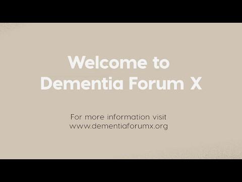 Dementia Forum X 2017