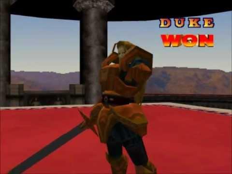 Battle Arena Toshinden 2 #1