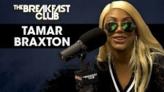 Video Tamar Braxton On Her Final Album, Not Wanting Drama, Producing For TV & More MP3, 3GP, MP4, WEBM, AVI, FLV Januari 2018