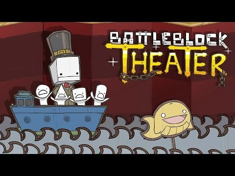 battleblock theater pc gameplay