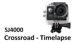 Crossroad Timelapse - SJ4000