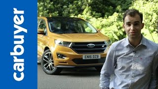 Ford Edge SUV review 2016 (re-upload) – Carbuyer by Carbuyer