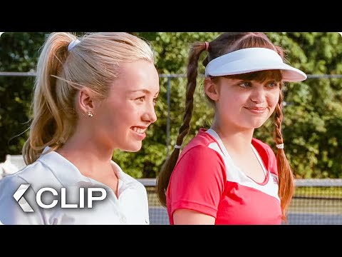 Playing Tennis Movie Clip - Diary of a Wimpy Kid 3 (2012)