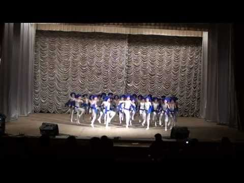 Отчетный концерт хореографического отделения