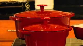 7 Qt. Round Covered Casserole Demo Video Icon