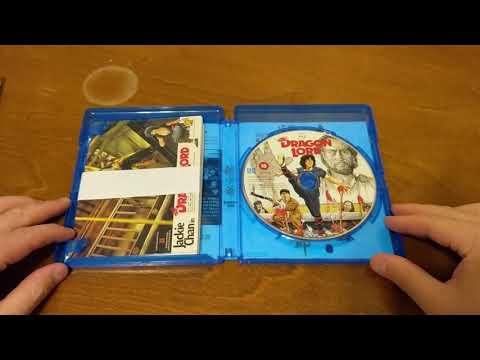 Dragon Lord 88 Films Blu-ray Unboxing | Jackie Chan Classic, Region B Release