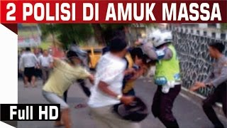 Video 2 Polisi Diamuk Massa Di Medan Karena Hajar Sopir Angkot 1080p HD MP3, 3GP, MP4, WEBM, AVI, FLV Januari 2018