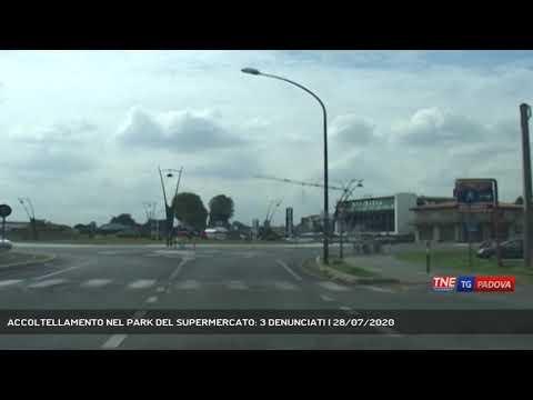 ACCOLTELLAMENTO NEL PARK DEL SUPERMERCATO: 3 DENUNCIATI | 28/07/2020