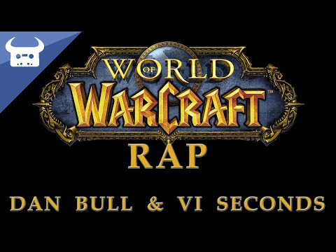 Tekst piosenki Dan Bull - World of Warcraft Rap po polsku