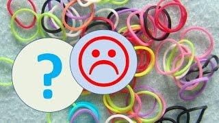 """Чем отличается настоящий набор для плетения из резинок от подделок? Дополнительная информация здесь: https://www.rainbowloom.com/sites/default/files/Danger_of_counterfeits_and_how_to_spot_them.pdfСмотрите также фотоэнциклопедию браслетов из резинок:http://fyfki.blogspot.com/p/blog-page_26.htmlБраслеты из резинок придуманы инженером Cheong Choon Ng для своих детей. По-анлийски они называются rainbow loom (rainbow - радуга, loom - станок для плетения, по-испански cauchos - резинки). Это увлечение стало очень популярным среди молодежи всего мира. В 2013 году было продано около 1.3 миллиона станков. В русскоязычном интернетк такие резинки получили название """"радужки"""". Они хороши тем, что помогают развивать внимательность, усидчивость и сообразительность у детей. Это серьезный аргумент для того, чтобы и родители поддерживали такое хобби. Канал РАДУЖКИ - сборник видеоуроков (инструкций) о том, как плести браслеты из резинок (пальцами, со станком или с помощью вилок). Подписывайтесь на наш канал и пишите в комментариях, как у вас получается плести.Не забудьте поделится ссылкой на наше видео со своими друзьями. Пусть они узнают об этом именно от вас!"""