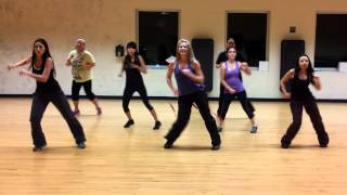 Zumba Dance Fitness: Run The World By Beyonce
