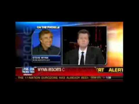 Casino Executive and Democratic Supporter Steve Wynn Blasts Obama!