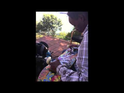Video of Hekerua Lodge