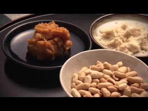 「お茶うけ」 Vol.3 - がじゃ豆・みそピーナッツ