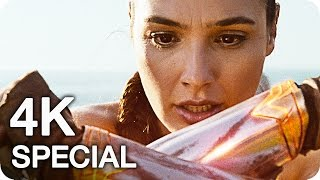 WONDER WOMAN Trailer & Clips 4K UHD (2017) by New Trailers Buzz