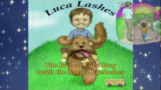 Luca Lashes The Brown-Eyed Boy YouTube video