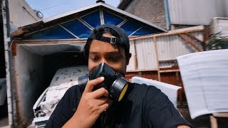 Video MULAI NGECAT DASAR CRESSIDA & INDOMIE IGA PENYET ALA TARA ARTS! | #MasArindJurnal Episode 187 MP3, 3GP, MP4, WEBM, AVI, FLV Desember 2018