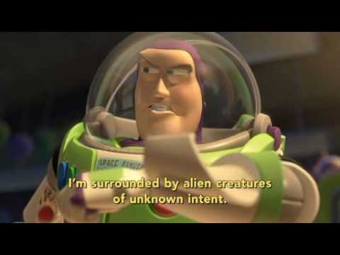 Toy Story 3 (Clip 'Prison Break!')